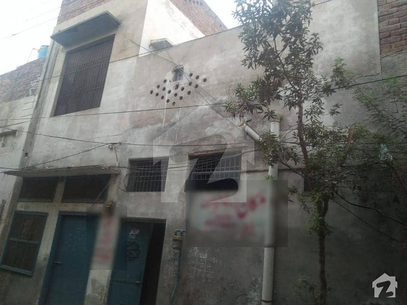 3.3 Marla Double Storey House For Sale On Urgent Basis