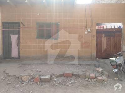باغِ کورنگی کورنگی کراچی میں 3 کمروں کا 3 مرلہ مکان 30 لاکھ میں برائے فروخت۔
