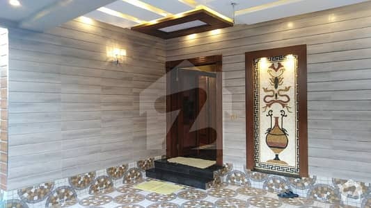A Beautiful Double Storey House Available For Sale In Karim Block