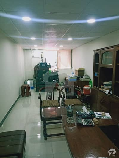 PCCR Offering Blue Area 250 Square Feet Office For Sale In Mezzanine Floor Good For Investment