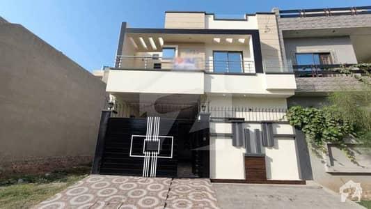 جوبلی ٹاؤن لاہور میں 4 کمروں کا 5 مرلہ مکان 1.2 کروڑ میں برائے فروخت۔