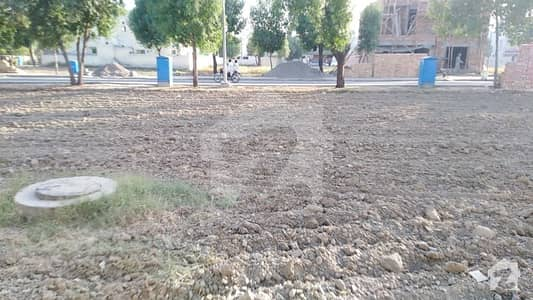 4 Marla LDA Approved Commercial Plot For Sale In Eastern Block Phase I Bahria Orchard
