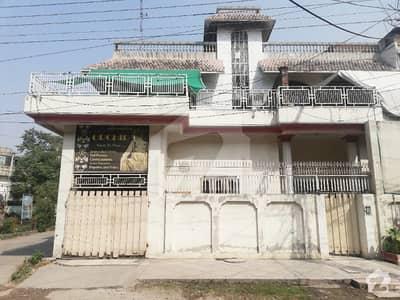 Corner 7 Marla House For Sale
