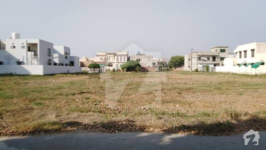 1 Kanal Facing Park 50ft Road Plot For Sale In A Block Of OPF Housing Scheme Lahore