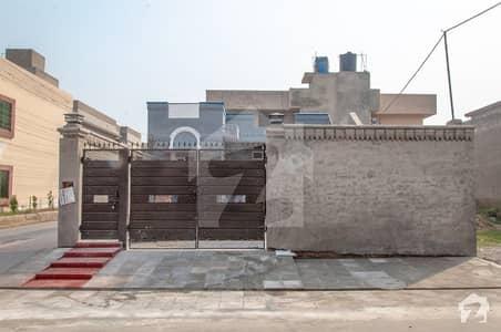 8 Marla Brand New Corner House For Sale Block P Johar Town Lahore