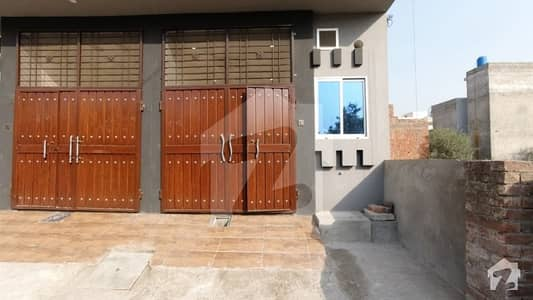 2.75 Marla House For Sale In Green Cap Housing Society Lahore