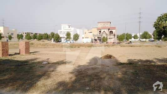 15 Marla Residential Plot For Sale In A Block Of DHA 11 Rahbar Phase 1 Lahore