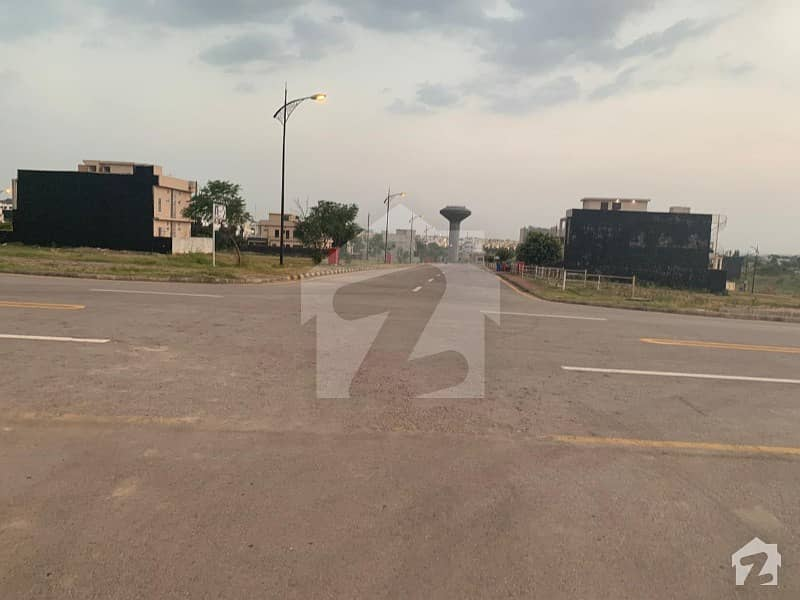 Commercial Plot For Sale In F-17 Islamabad