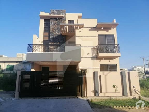 House For Sale D-17 Islamabad