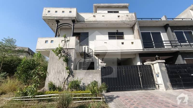 Beautifully Designed 6-Marla Home In Soan Garden Block F Islamabad