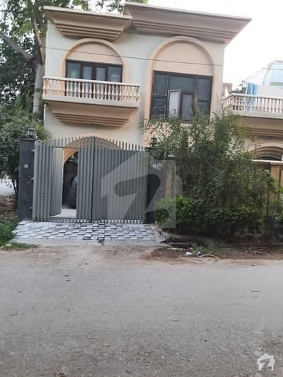 10 Marla Corner House Available For Sale