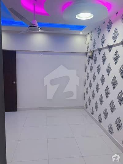 ڈیفینس ویو سوسائٹی کراچی میں 3 کمروں کا 8 مرلہ فلیٹ 80 ہزار میں کرایہ پر دستیاب ہے۔