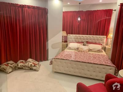 Bahria Town Phase 7 Fully Furnished Room Available For Rent
