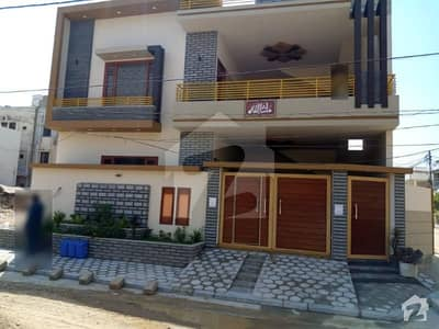 Brand New Corner House For Sale In Gulistan-e-Jauhar - Block 12