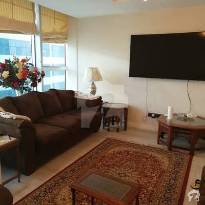 Fully Furnished 2 Bed Apartment Is Available For Sale At Centaurus Mall