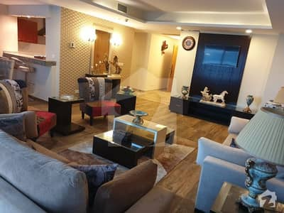 3 Bed Rooms Furnished Apartment
