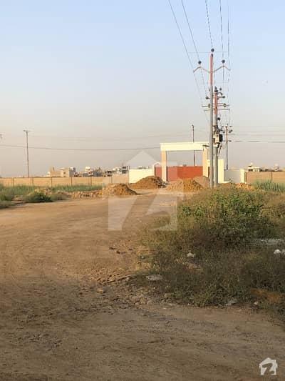 پاکستان مرچنٹ نیوی سوسائٹی سکیم 33 - سیکٹر 15-A سکیم 33 کراچی میں 16 مرلہ رہائشی پلاٹ 2.65 کروڑ میں برائے فروخت۔
