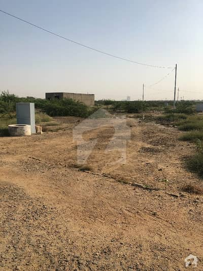 120 Sq Yards Plot For Sale In Pakistan State Oil Employees Chs Sector 2a