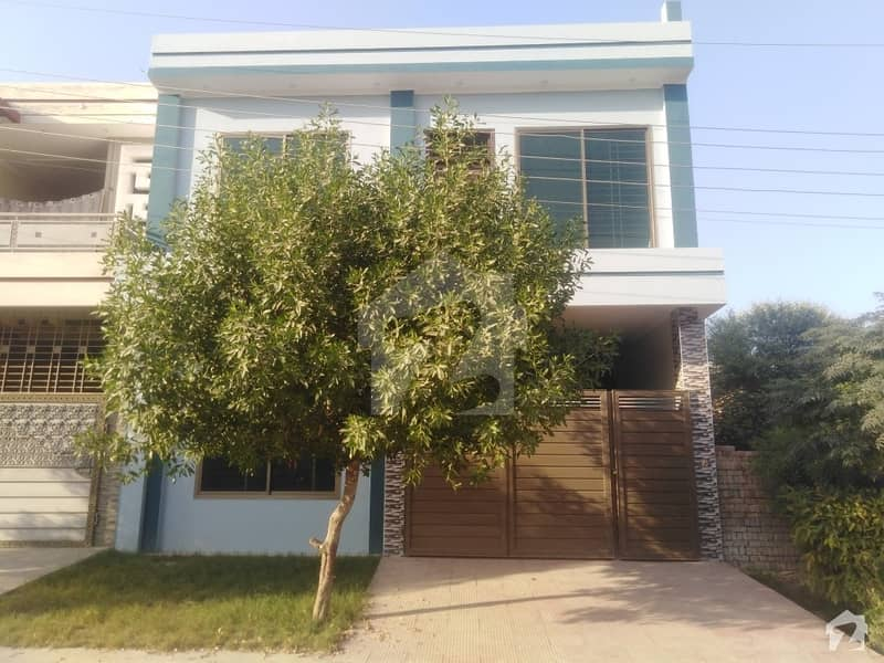 6.5 Marla Double Storey House For Sale