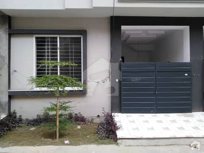 3.5 Marla House Situated In Ghalib City For Sale