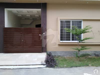 3.5 Marla House In Ghalib City Is Available