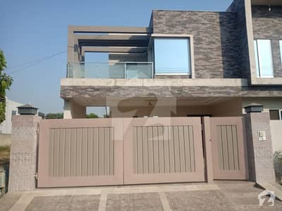 The Most Beautiful Lavish Design Kanal Brand New Bungalow For Sale In Low Price