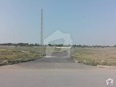 By Birthday Commercial Plot For Sale On 200 Ft Road 16666 Sq Yards