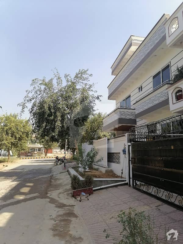 In G-13 Brand New Modern Luxury House Available For Sale