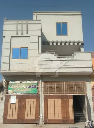 1125  Square Feet House In Old Shujabad Road