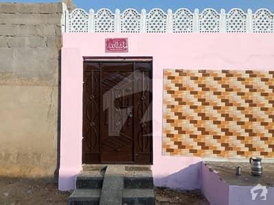 80 Square Yards Brand New House In Gulshan E Gohram Near Maymar For Sale