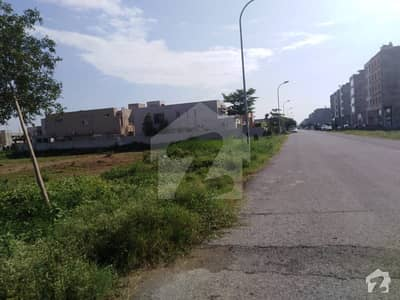 4 Marla Commercial Plot Is Available For Sale In Dha Phase 5 Block M Extension