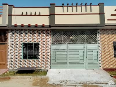 4 Marla House In Jinnah Park For Sale