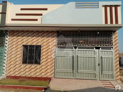 Stunning 4 Marla House In Jinnah Park Available