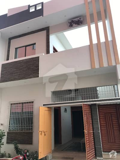 House For Sale At Diamond City Near To Gulshan E Maymar