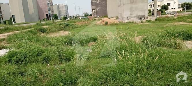8 Marla Commercial Plot Is Available For Sale Best Investment Place
