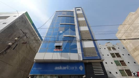 Ground + 4 Floor Office Building, 1st, & 2nd Combined Floors Are Available For Rent
