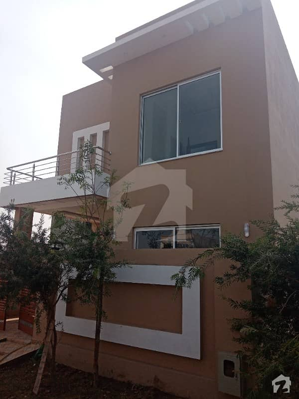 5 Marla Brand New Luxruy House For Sale