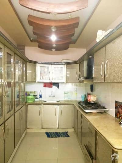 فیڈرل بی ایریا کراچی میں 3 کمروں کا 6 مرلہ فلیٹ 1.45 کروڑ میں برائے فروخت۔