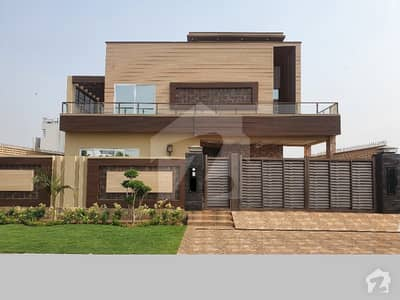 Defence 1 Kanal Brand New Stylish Luxury Owner Build Bungalow With Basement