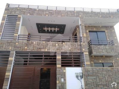گلشنِ معمار - سیکٹر ٹی گلشنِ معمار گداپ ٹاؤن کراچی میں 6 کمروں کا 10 مرلہ مکان 2.15 کروڑ میں برائے فروخت۔