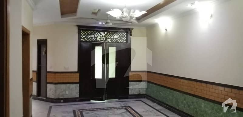 Original Picture Attached 10 Marla Double Storey House For Rent In Bahria Town