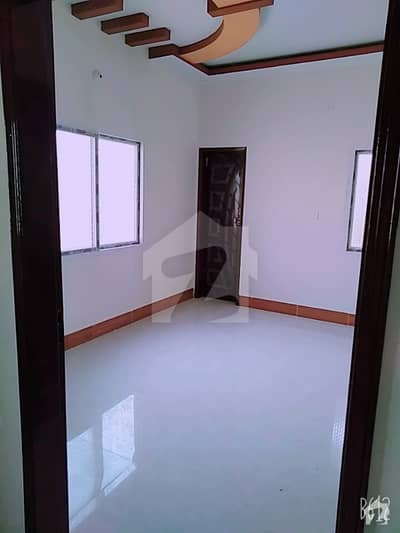 3rd Floor Flat Is Available For Sale