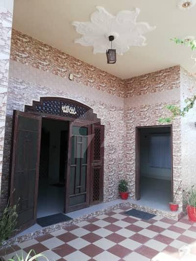 پنھور کالونی میر پور خاص میں 6 کمروں کا 6 مرلہ مکان 1.5 کروڑ میں برائے فروخت۔