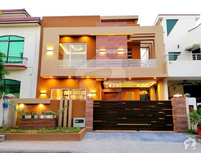 Stylish 10 Marla House For Sale In Bahria Town