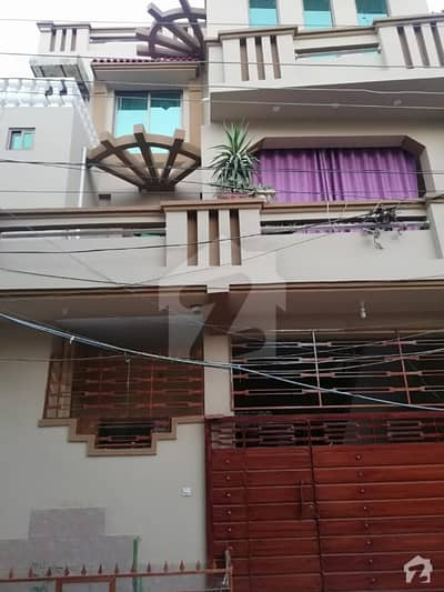 5 Marla Triple Storey House For Sale In Chakra