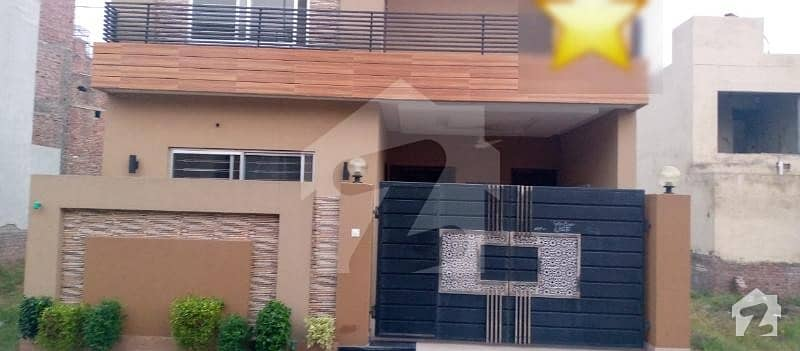 5 Marla Brand New House For Sale In State Life  Phase 1 Block A Ex