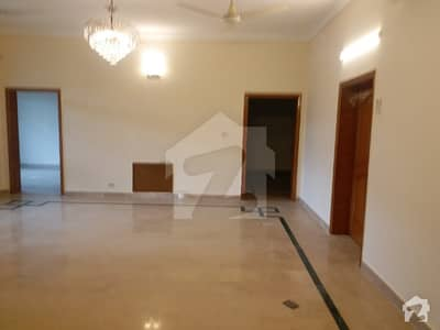 1 Kanal Full House Available For Rent In Chaklala Scheme 3