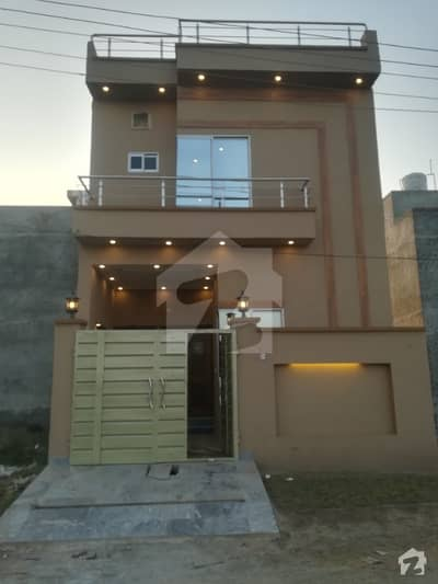 3 Marla Designed House For Sale