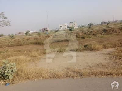 1 Kanal Plot For Sale In Dha Lahore