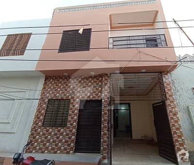 4 Marla Brand New House For Sale In Amjad Town Street 7 Burewala